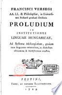Proludium 1793